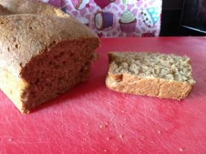 Wholemeal Oat Bread