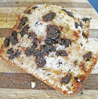 Cherry Vanilla Quick Bread