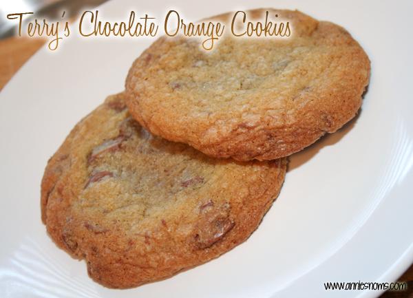 Terry' Chocolate Orange Cookies