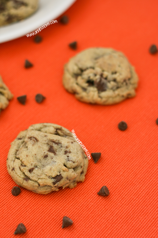 Perfect Chocolate Chunk Cookies