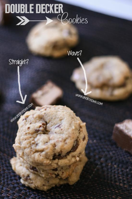 Double Decker Cookies