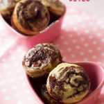 Skinny Cheesecake Brownie Bites