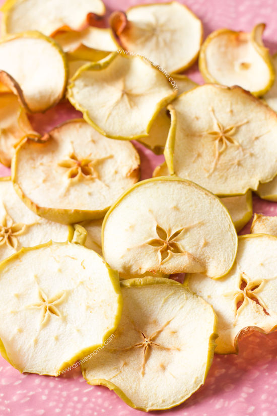 Apple Crisps | Annie's Noms