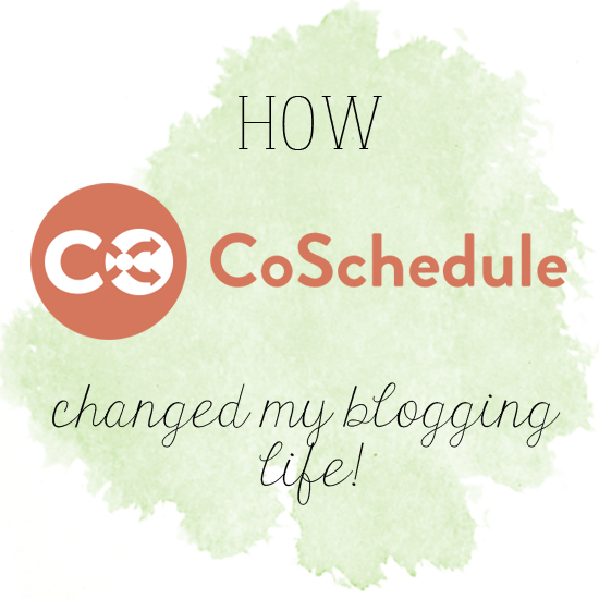 How CoSchedule Change my Life Annie's Noms