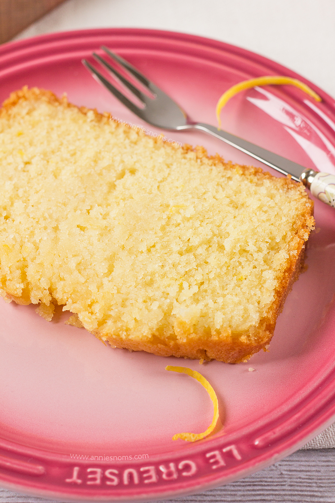 This Classic Lemon Drizzle cake is an absolute must make! The softest, most tender lemon zest packed cake is then covered in a mixture of lemon juice and sugar to create the most amazing lemon lover's loaf cake!