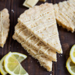 This crumbly, zesty Lemon Shortbread is so easy to make and ready in under an hour. My family can't get enough of this delicious shortbread and the white chocolate drizzle is the cherry on the top!