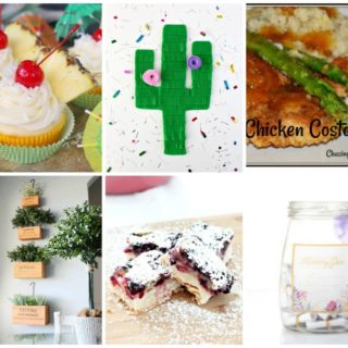 The Pretty Pintastic Party #208 | Annie's Noms