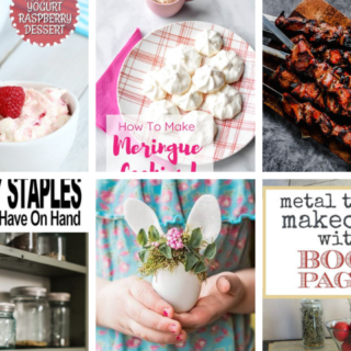 The Pretty Pintastic Party #255 | Annie's Noms