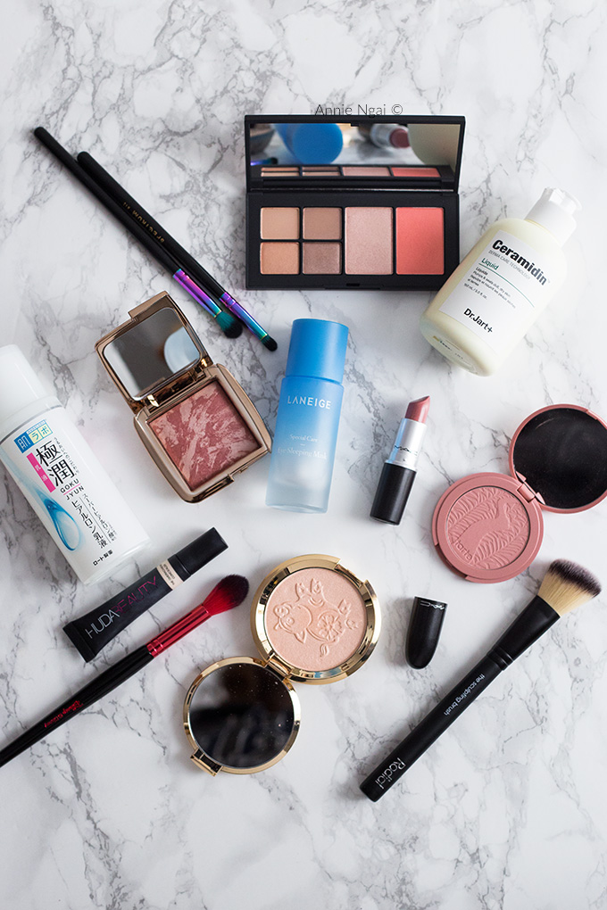 March Beauty Favourites | Annie's Noms