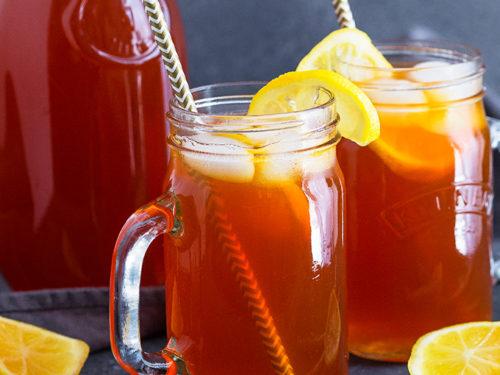 Lemon Iced Tea Annie S Noms