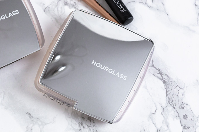 Hourglass Ghost Ambient Lighting and Blush Quad Review and Swatches | Annie's Noms