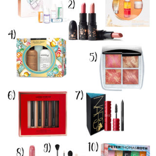 Gift Guide for Beauty Lovers | Annie's Noms