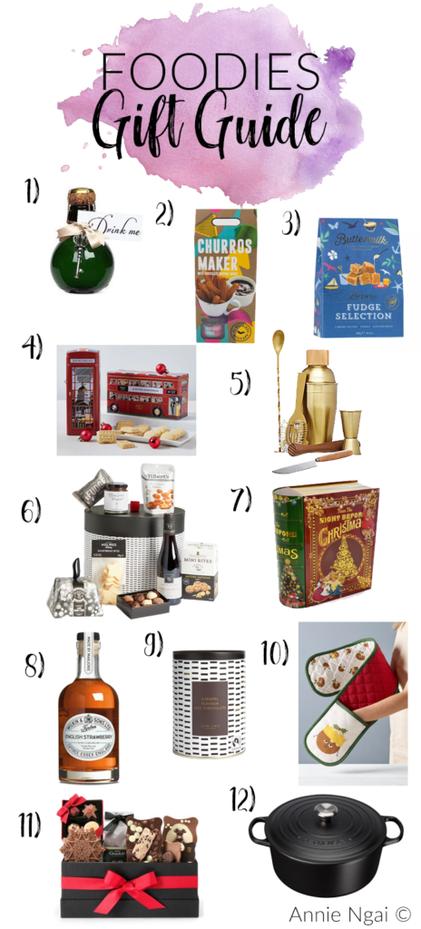 Gift Guide for Foodies | Annie's Noms