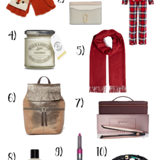 Gift Guide For Her | Annie's Noms