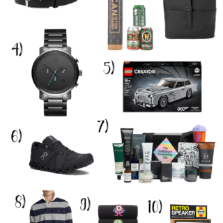 Gift Guide for Him | Annie's Noms