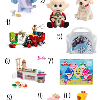 Gift Guide for Kids | Annie's Noms