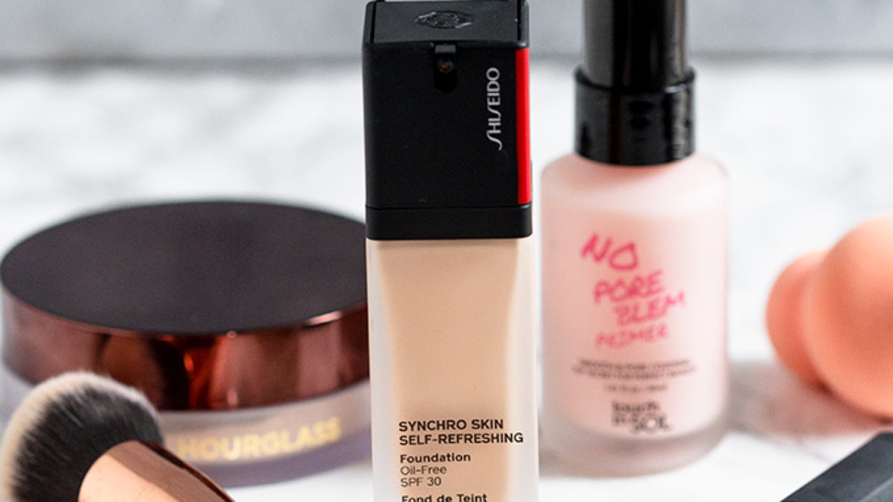 Shiseido Synchro Skin Self Refreshing Foundation Review And Wear Test With Video Annie S Noms