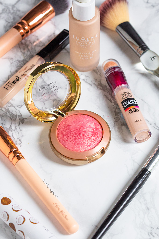 Best Products for Quick 5 minute Makeup | Annie's Noms