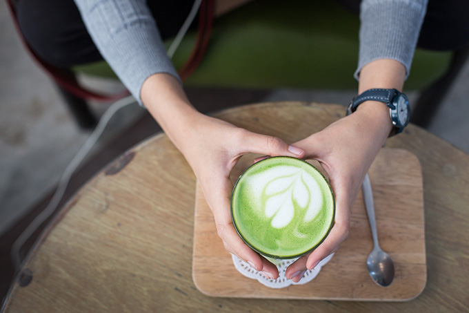 Switching Your Cup Of Coffee For Matcha | Annie's Noms