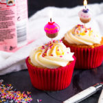 Do you have a Quarantine Birthday coming up? Or do you just want a cupcake? Then you'll love my recipe for this delicious, easy Birthday Cupcake for One!