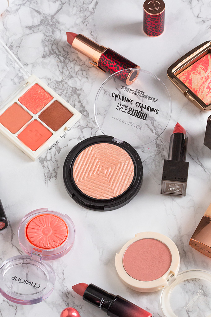 Spring Makeup Must Haves   Annie's Noms