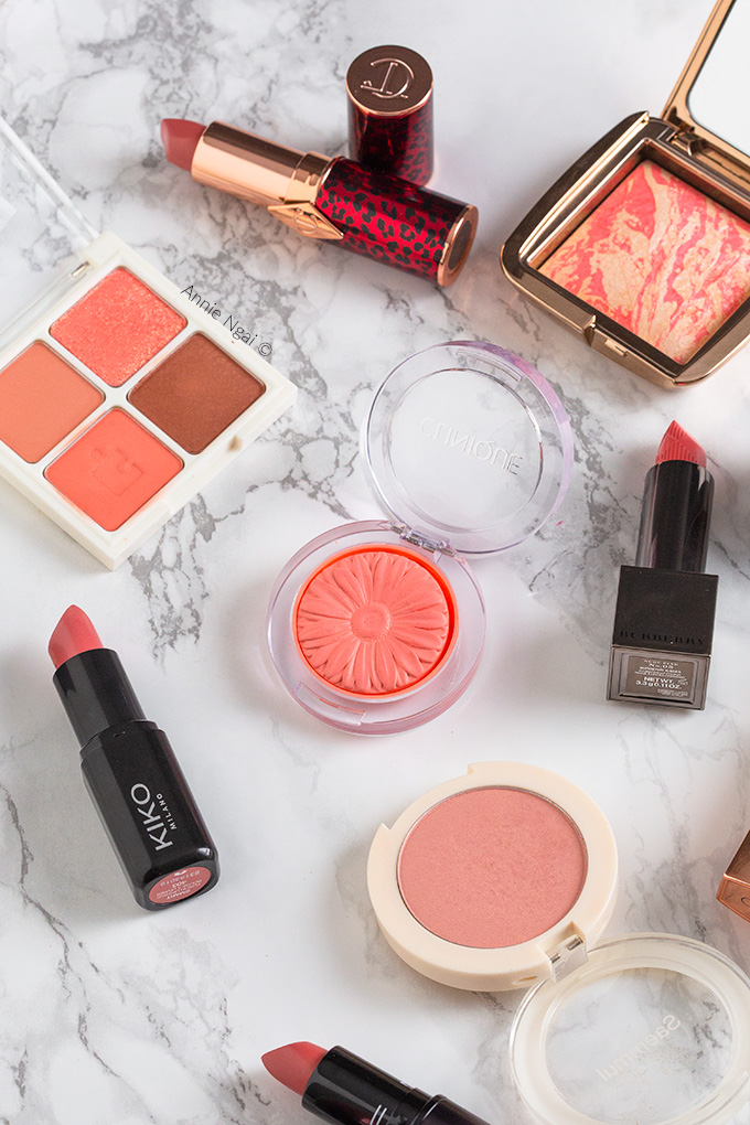 Spring Makeup Must Haves | Annie's Noms