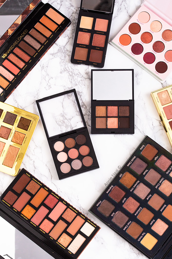 The 10 Best Neutral Eyeshadow Palettes | Annie's Noms