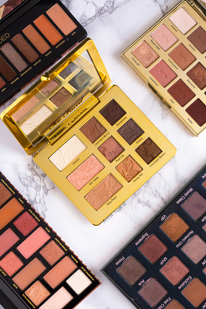 The Best 10 Neutral Eyeshadow Palettes | Annie's Noms