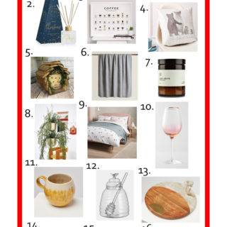 Holiday Gift Guide for the Home! Annie's Noms