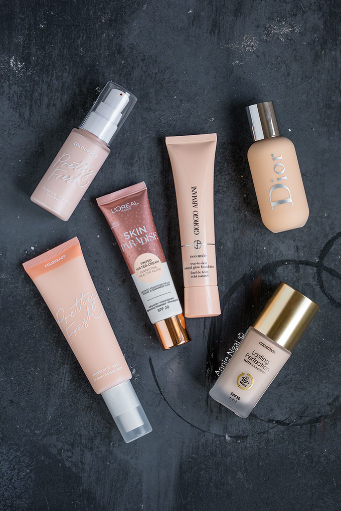 The Best Transfer Proof Foundations for Face Masks {and the ones to avoid!}