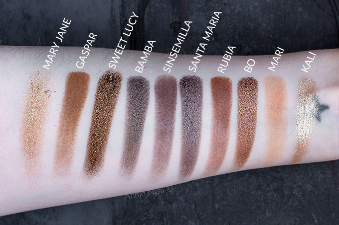Melt Cosmetics recently launched the Mary Jane Eyeshadow Palette and today I'm helping you decide whether or not to part with your money with swatches, cost breakdown and first impressions of the formula!